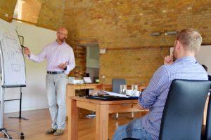 Projektmanagement Seminar bei projektraum Berlin - gelungene Verbindung zwischen Theorie und Praxis